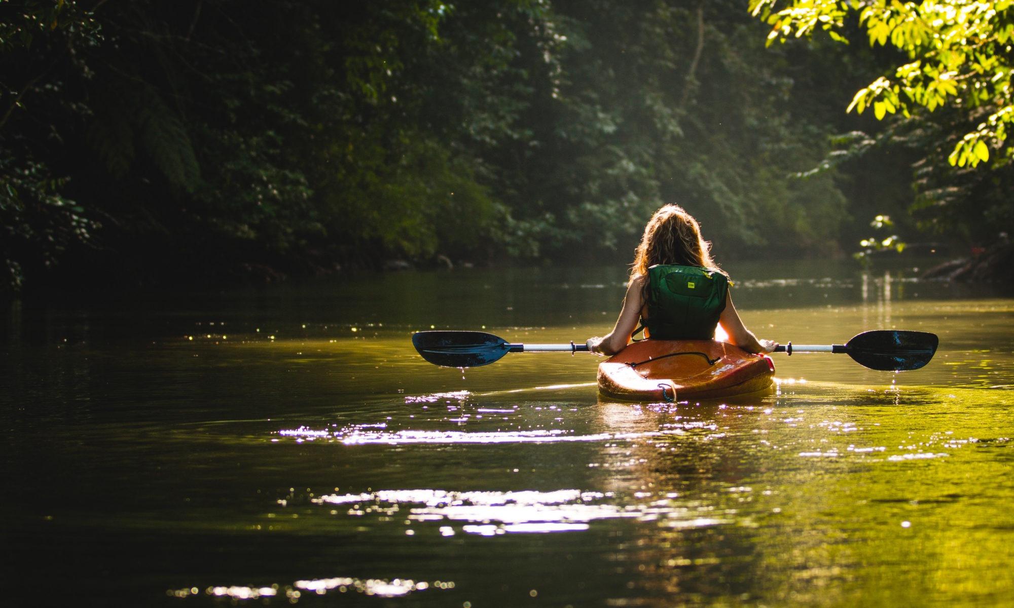 Kayak - activité insolite séminaire