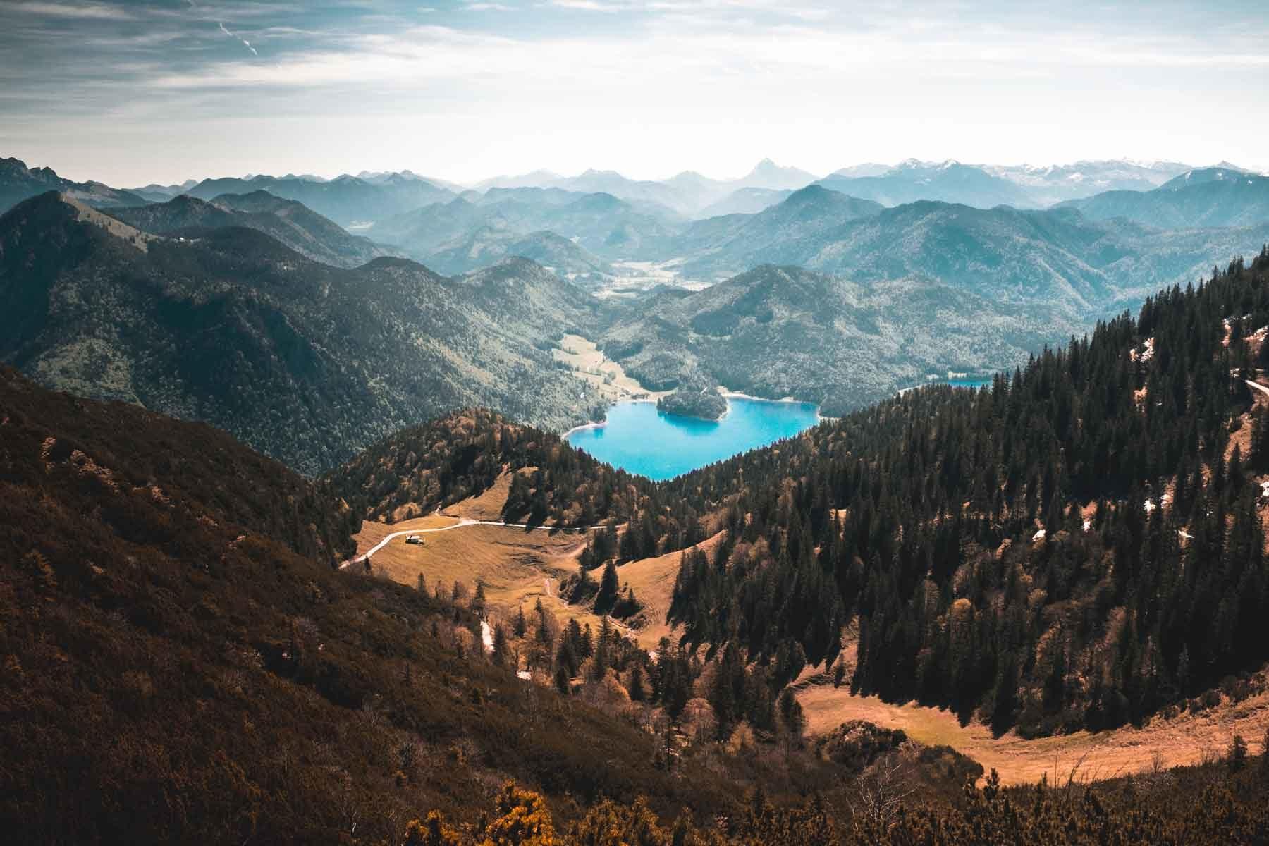 Montagne paysage