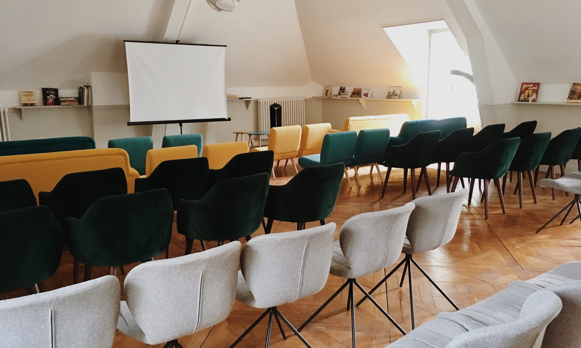 La Bouleaunière - salle de réunion
